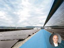 ertragsreichste Solarfassade Europas